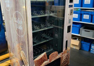 Komplettverklebung Kühlschrank